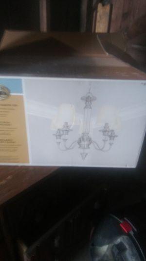 Hampton Bay 5 light Chandelier for Sale in Hampton, VA