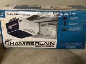 Chamberlain Garage Door Opener. for Sale in Philadelphia, PA