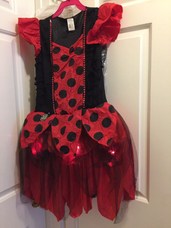 Ladybug Halloween costumes ( 4 pieces sets )