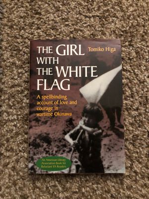 The Girl With the White Flag for Sale in Santa Cruz, CA