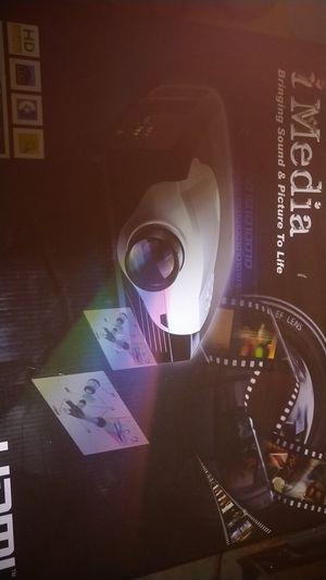 I media im_2050 projector slighty used for Sale in Moreno Valley, CA