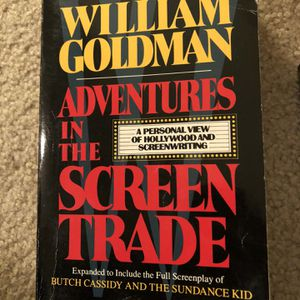 4 Books On Filmmaking/Screenwriting And Hollywood for Sale in Burbank, CA