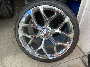 "Rims 26"". Like new $2500 or best offer for Sale in Chicago, IL"