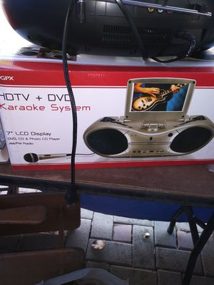 Stereos CD n Movies player for Sale in Grand Prairie, TX