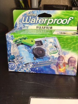 Quick Snap (water proof ). Camera for Sale in Fowler, CA