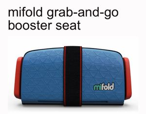MiFold Grab-and-Go Booster Seat (Car Seat) for Sale in Lakeside, CA