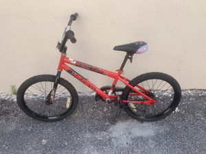 """Huffy 20"""" Tire Rock It Kids Bike - Red And Black Bicycle for Sale in Fort Lauderdale, FL"""