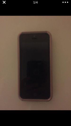 IPHONE 5 C for Sale in Phoenix, AZ