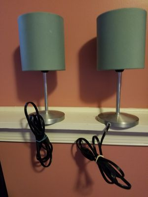 Ikea lamps - 2 for Sale in Upper Marlboro, MD