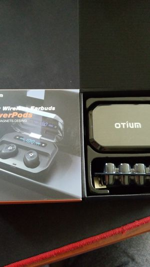 Opium wireless earbuds for Sale in North Wales, PA