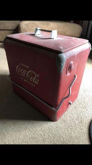 Coca Cola cooler for Sale in Pawtucket, RI