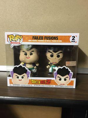 Funko pop dragonball z failed fusions for Sale in Elk Grove, CA