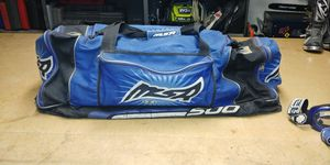 Mx / Dirt bike goggles , pair of glove and gear bag for Sale in Portland, OR