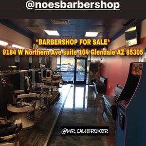 Barbershop for Sale in Glendale, AZ