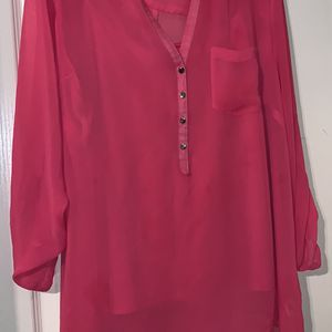Pretty 2 Pc Pink Shirt Set $3 2xl for Sale in Sacramento, CA
