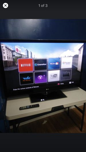 LG TV 50 inch for Sale in Lakewood, WA