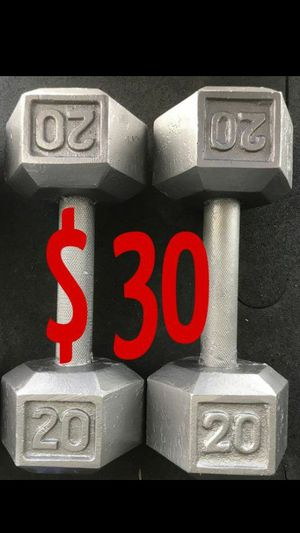 Dumbbells for Sale in Wilmington, CA