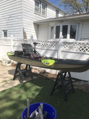 Fishing Kayak with trolling motor for Sale in Valley Stream, NY