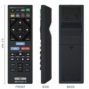 New RMT-B126A RMT B126A Remote for sony Blu-ray Player DVD HDTV with NETFLIX key for Sale in San Gabriel, CA