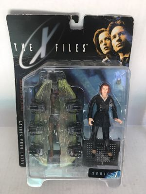 X Files Agent Dana Scully action figure Collectable doll for Sale in Santa Ana, CA