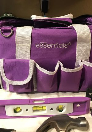 Essentials Tool Bag for Sale in Rancho Santa Margarita, CA