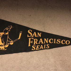 Vintage San Francisco Seals Pendant for Sale in Oakland, CA