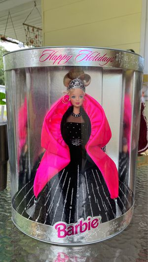 Happy Holidays Barbie 1998 for Sale in Gulfport, FL