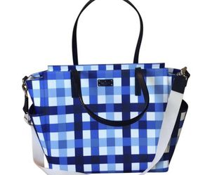 Kate Spade Gingham Tote Bag for Sale in Aliquippa,  PA