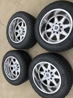 DropStars 655V 20x12 Rims for Sale in Imperial Beach, CA
