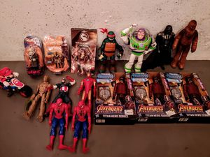 Action Figure Collection for Sale in Portland, OR