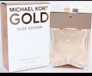 Michael Kors Rose Gold edition perfume for Sale in Miramar, FL