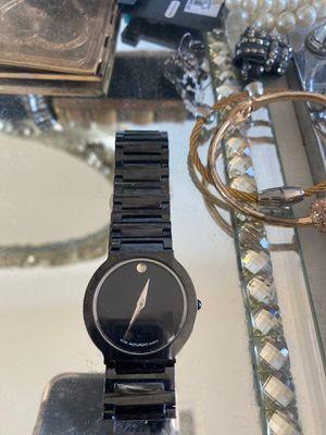 Movado watch. Unisex for Sale in Lorton, VA