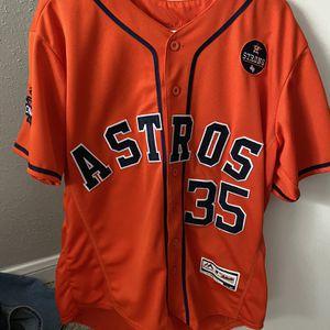 Houston Astros Justin Verlander Jersey Size 40 for Sale in Houston, TX