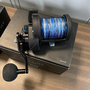 Two Daiwa Saltist Fishing Reels (New) for Sale in Vacaville, CA