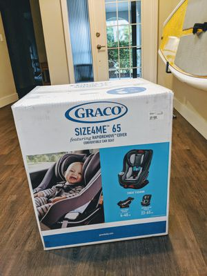 Graci Size4Me 65 Convertible Car Seat, New in Box for Sale in Sarasota, FL