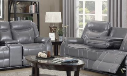 Reclining Sofa and Love Seat for Sale in Elmwood Park,  IL