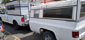 Camper shell only for long bed for Sale in Mesa, AZ
