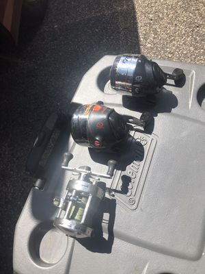 Fishing reels for Sale in Minneapolis, MN