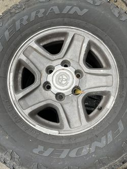 Trail Finder All Terrain Tires for Sale in Houston,  TX