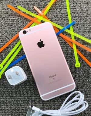 iPhone 6S Unlocked with a 30 Day WARRANTY! Check-out profile for prices of other phones like iPhone 6 6S Plus 7 7 Plus 8 Plus. PLEASE READ THE AD for Sale in Los Angeles, CA
