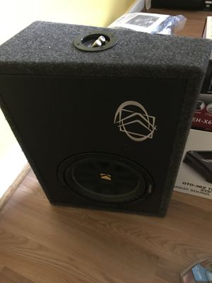 Only Speaker audio for car for Sale in Alexandria, VA
