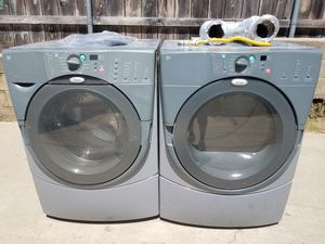Whirlpool duet washer and gas dryer set for Sale in Vista, CA