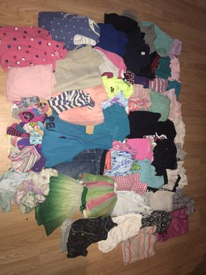 Kid clothes size 4/5 T and 3/9 months for Sale in Washington, NC