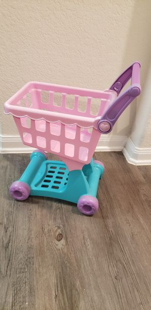 Kids Toy Shopping Cart for Sale in Conroe, TX