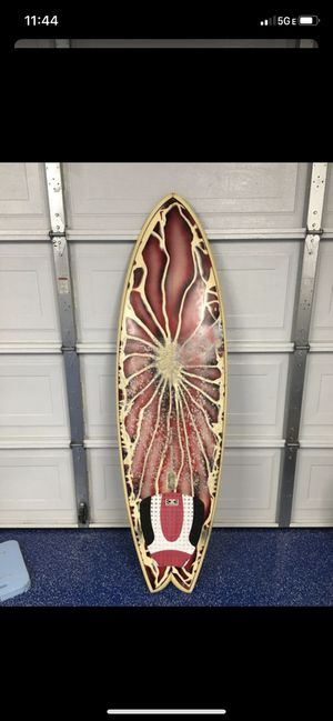 """Fish surfboard- Proctor """"Lil Rascal"""" for Sale in Lake Forest, CA"""
