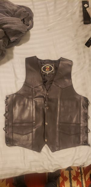 Size 40 motorcycle vest for Sale in New York, NY