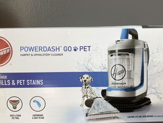 Hoover PowerDash Go Pet Portable Spot Cleaner for Sale in SeaTac,  WA