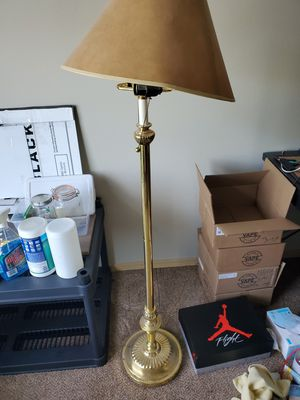 Floor standing lamp for Sale in Lynnwood, WA