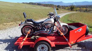 Harley-Davidson Fatboy/Trailer Combo for Sale in Dandridge, TN