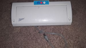 Ziploc vacuum sealer for Sale in Wichita Falls, TX